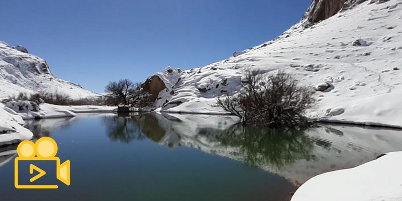 زمستااان/برف