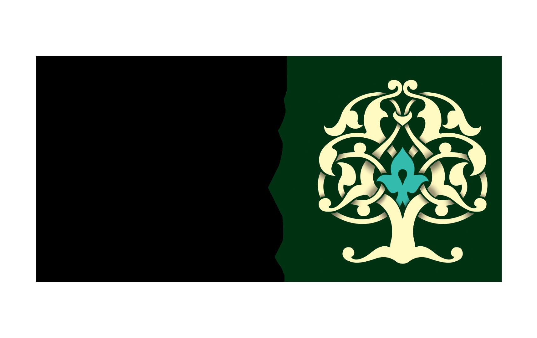 معرفی لوگوی اقامتگاه بوم گردی شاه رستم